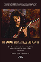 Carlos Santana: Angels and Demons